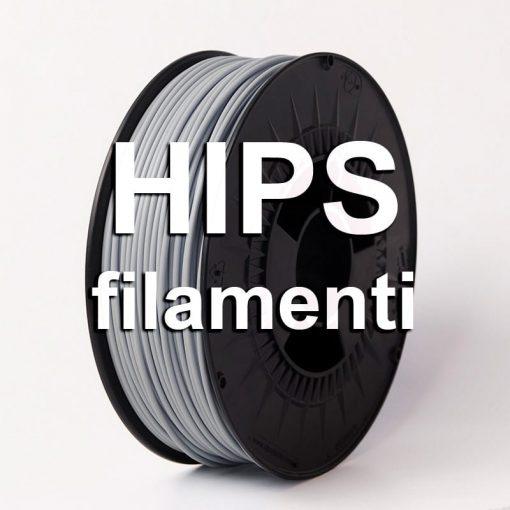 HIPS filamenti