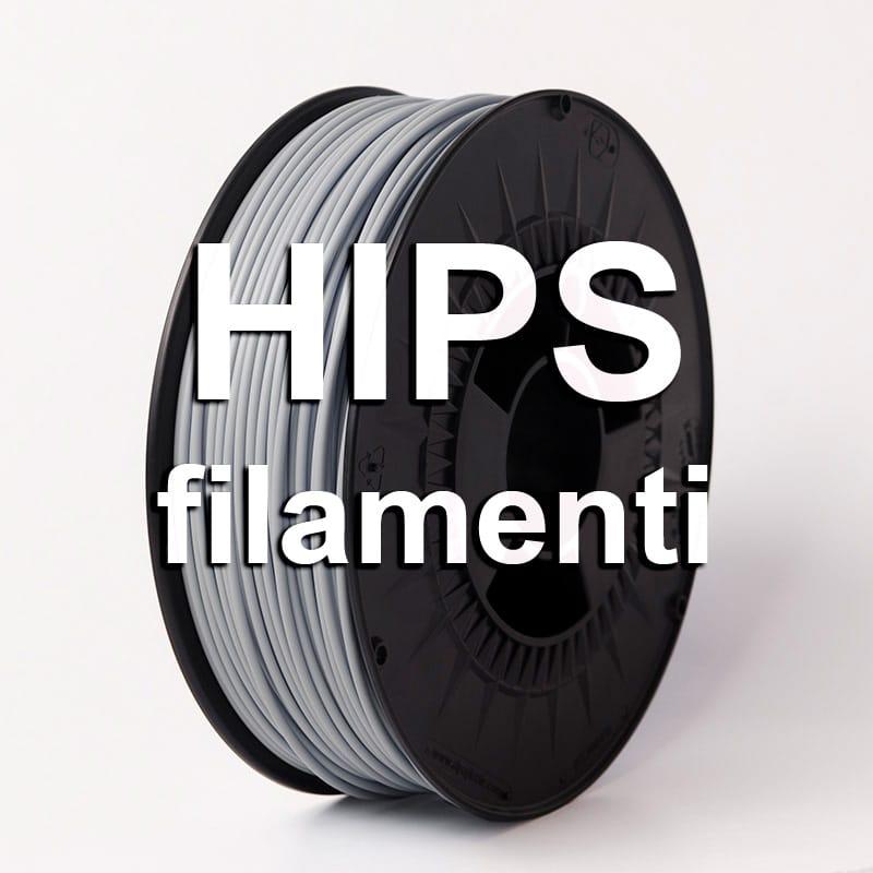 HIPS filaments